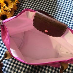 Longchamp Bags - Pink Longchamp Le Pliage